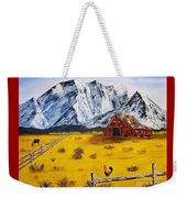 Americana - Plains Of Colorado Weekender Tote Bag