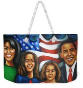 America's First Family Weekender Tote Bag