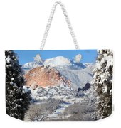 America's Mountain Weekender Tote Bag