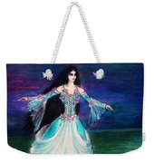 Ameynra. Night Dance Before Wedding Weekender Tote Bag