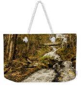 Amicola Falls Gushing Weekender Tote Bag