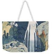 Amida Waterfall Weekender Tote Bag