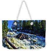 Amincon River Rootbeer Falls Weekender Tote Bag
