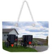 Amish Country Carts Autumn Weekender Tote Bag