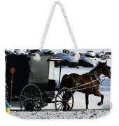 Amish Crossing Weekender Tote Bag