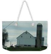 Amish Dairy Farm Weekender Tote Bag