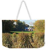 Amish Farm Country Fall Weekender Tote Bag