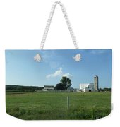 Amish Homestead 38 Weekender Tote Bag