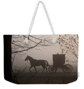 Amish Morning 1 Weekender Tote Bag