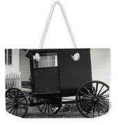 Amish Wagon _pa Weekender Tote Bag