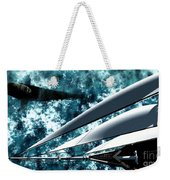 Among Giants Weekender Tote Bag