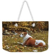 Among The Leaves Weekender Tote Bag