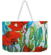 Among The Roses Weekender Tote Bag