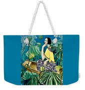 Among The Withered Lotus  Weekender Tote Bag