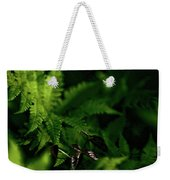 Amongst The Fern Weekender Tote Bag