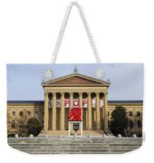 Amore - The Philadelphia Museum Of Art Weekender Tote Bag