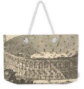 Amphitheater Of Verona Weekender Tote Bag