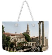 Amphitheater Ruins - Arles - France Weekender Tote Bag