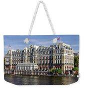 Amstel Amsterdam Hotel Weekender Tote Bag