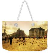 Amsterdam City Weekender Tote Bag