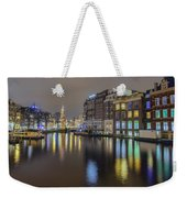 Amsterdam Colors Weekender Tote Bag