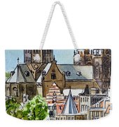 Amsterdam Holland Weekender Tote Bag
