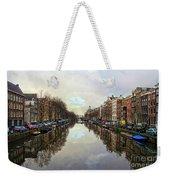Amsterdam Reflected Weekender Tote Bag