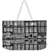 Amsterdam Reflections Weekender Tote Bag