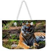 Amur Tiger 7 Weekender Tote Bag