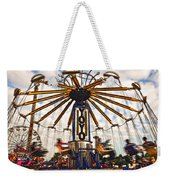 Amusement Park Weekender Tote Bag