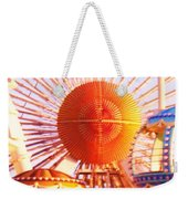 Amusement Rides Weekender Tote Bag