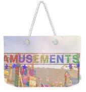 Amusements Weekender Tote Bag