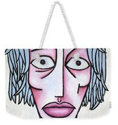 amy Weekender Tote Bag by Thomas Valentine