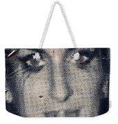 Amy Whinehouse Weekender Tote Bag