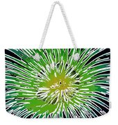 An Abstract Scene Of Sea Anemone 2 Weekender Tote Bag by Lanjee Chee