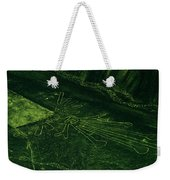 An Aerial View Of The Nazca Lines. They Weekender Tote Bag