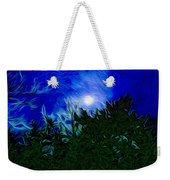An Affair With Isolation_forest Weekender Tote Bag
