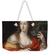 An Allegory Of Intelligence Weekender Tote Bag