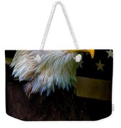 An American Icon Weekender Tote Bag by Chris Lord