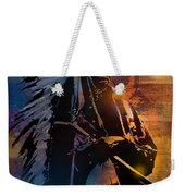 An American Sunrise Weekender Tote Bag