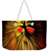 An Angry God Weekender Tote Bag