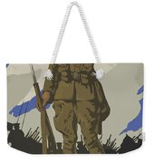 An Appeal To You Weekender Tote Bag by War Is Hell Store