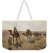 An Arab Caravan Weekender Tote Bag