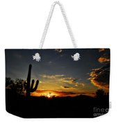 An Arizona Sunrise  Weekender Tote Bag