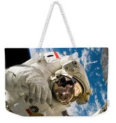 An Astronaut Mission Specialist Weekender Tote Bag