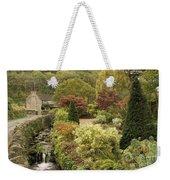 An Autumn Garden  Weekender Tote Bag