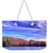 An Autumn Panorama Weekender Tote Bag