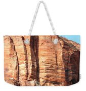 An Eagle Soars Weekender Tote Bag