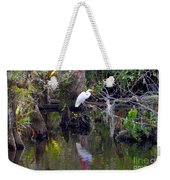 An Egrets World Weekender Tote Bag