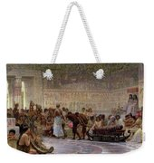 An Egyptian Feast Weekender Tote Bag